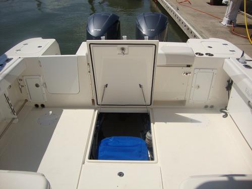 lancha sport con camarote edgewater 335ex año 2016