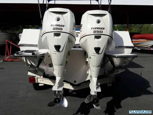 lancha sport con camarote - intermarine z29