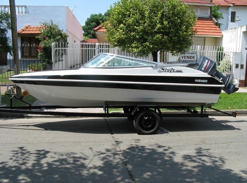 lancha stefy 4,9mts  con mercury 60 hp superfull ,oportunida