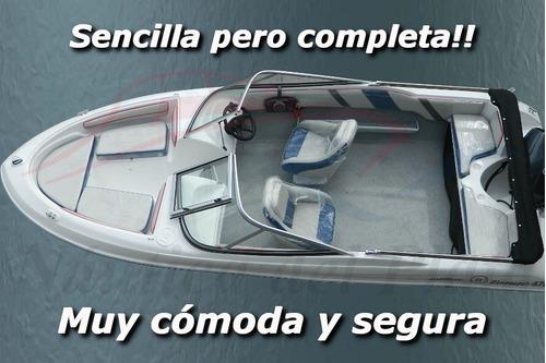 lancha tango 470 con mercury de 4 tiempos inyeccion 0hs 2020