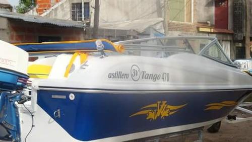 lancha tango 470 de astillero 3v
