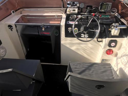 lancha taycon 23 cabinada nova motor 4.1 *a mais nova de sp*