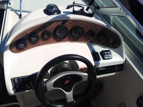 lancha tecnoboat 32 2001 ñ real, coral, phantom, focker, fs