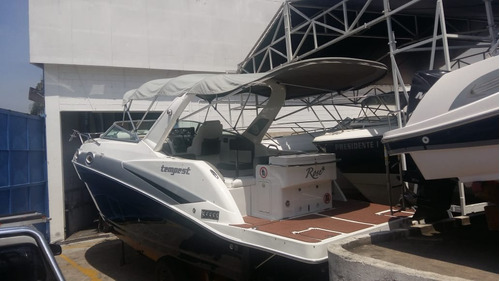 lancha tempest 270 mercruiser 300 hp (focke) poddium nautica