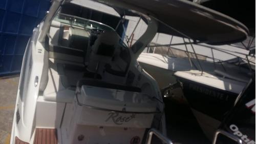 lancha tempest 270 mercruiser 300 hp () poddium nautica