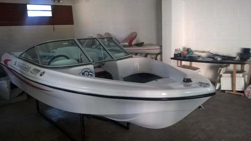 lancha tornado 450 open pescadora casco solo