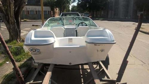 lancha tornado 450 open pescadora sin trailer
