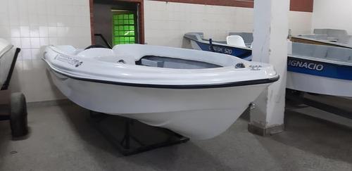 lancha tornado 450 pescadora full sin trailer $127000