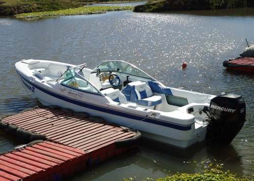 lancha tracker albatros 640 open sport matrizada con merc 90