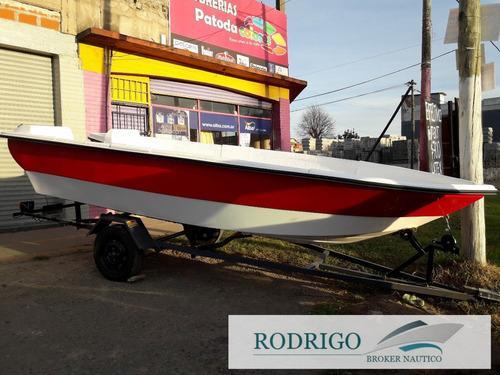 lancha tracker bote pescador 490 # oferta de noviembre #