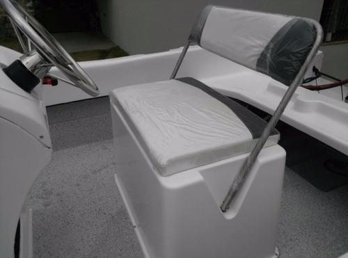 lancha tracker  bunker fishing cc 550 +mercury 40 oferta !!!