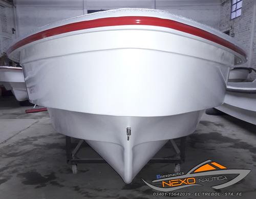 lancha tracker cardumen 520 base de astillero sailors