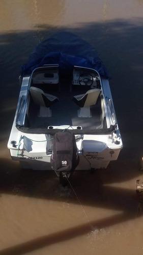 lancha tracker open pampa marine 520