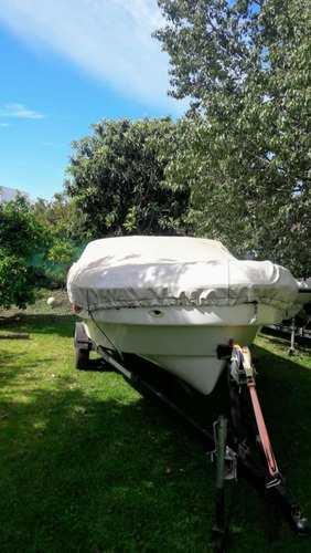 lancha traker open 550 yamaha 60hp 2t impecable!