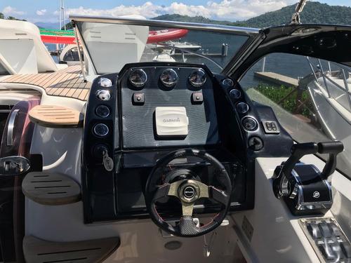 lancha triton 330 c 2x mercruiser qsd 2.8 220hp diesel 2015