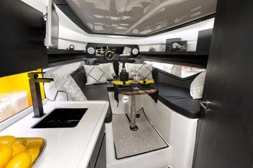 lancha triton 340 com mercruiser 380hp mpi bravo 3