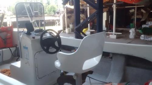 lancha trucker 5.2 virginmarine titular vende