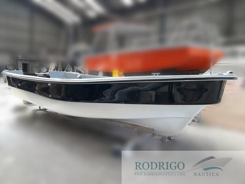 lancha trucker bote 530 isleño 2018 # oferta de noviembre #