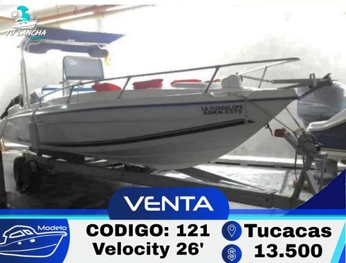 lancha velocity 26