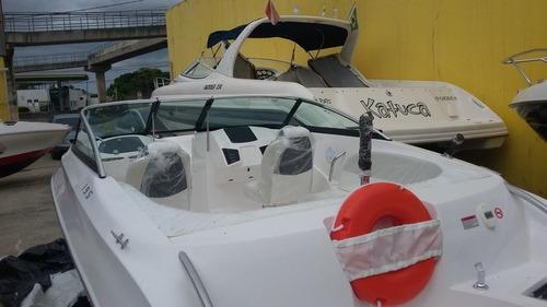 lancha ventura 195 comfort casco v195 okm