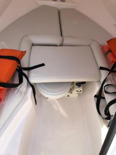 lancha ventura 215, 2011 - mercury 150hp - marina atlântica