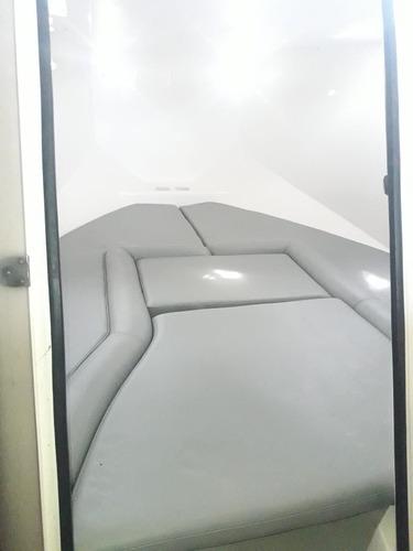 lancha ventura 21.5 cabin comfort