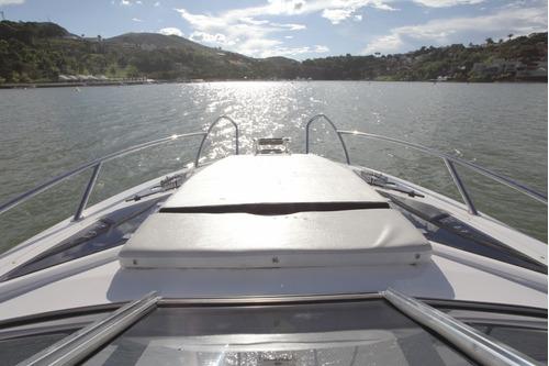 lancha ventura 215 comfort mercury 115 hp 4t (0km) cabinada