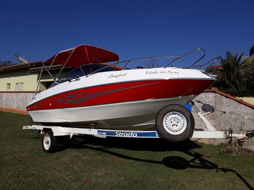 lancha ventura 215 confort 150 hp yamaha 4 tempos 2011