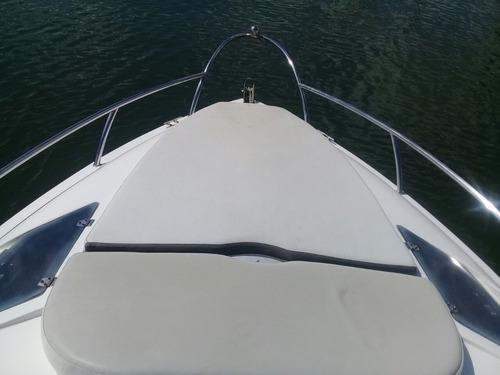 lancha ventura 26.5 comfort cabinada
