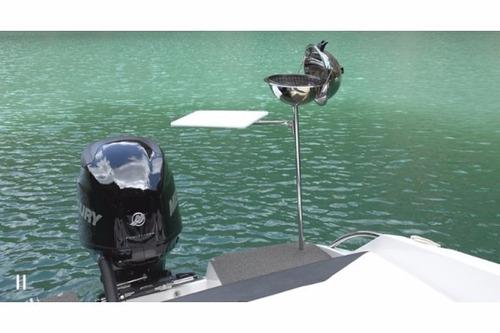 lancha ventura marine v230 gii comfort super promoção