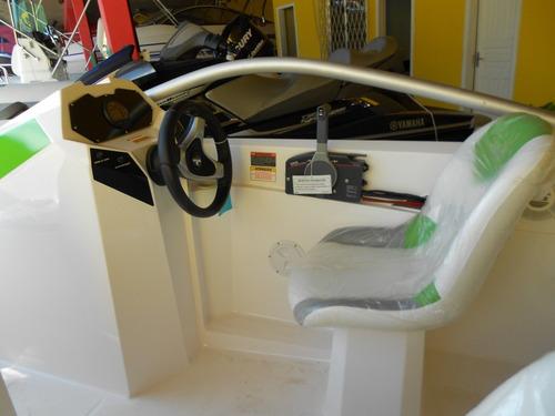 lancha ventura v160 mercury 40 hp 0km pronta entrega