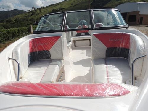 lancha ventura v195 comfort mercury 100 hp 4 t - lancha 0km