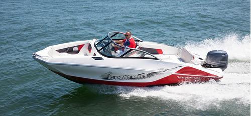 lancha  ventura v210 comfort + motor yamaha 150detl