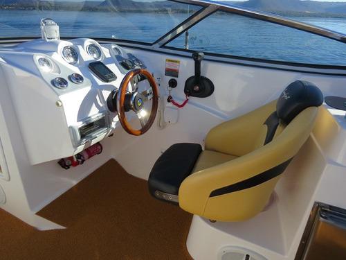 lancha ventura v270 mercruiser 5.7 300 hp biii gas - 0km