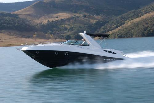 lancha ventura v350 premium mercruiser 6.2 320 hp biii - 0km