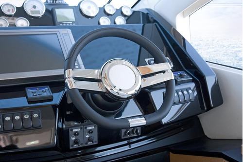 lancha ventura v410 premium fly volvo 450 d6 330 hp ips 0km