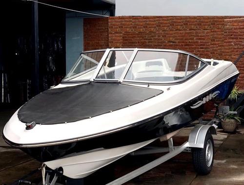 lancha virgin marine 470 equipada (sin motor y sin trailer)