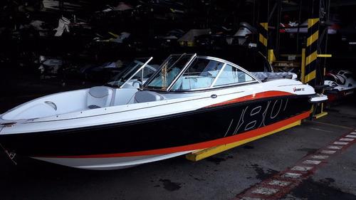 lancha  vision 180 con suzuki 140 hp muy potente!!