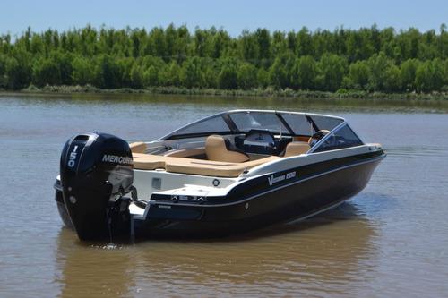 lancha vision 200 con 150 hp el mejor descuento¡¡¡¡