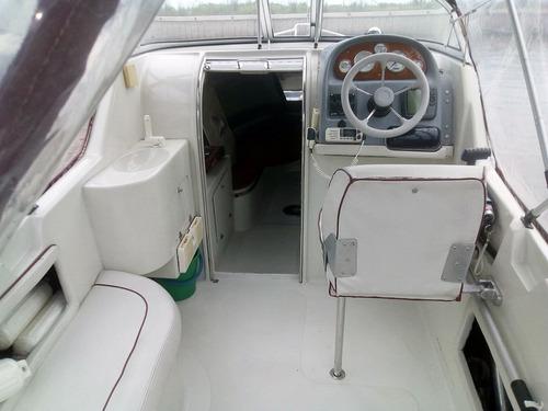 lancha vision cabin 665 2011 excelente estado.