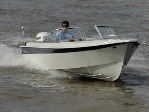 lancha vision classic 75 hp 2t