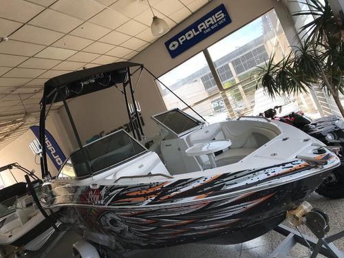 lancha wakeboard campanili sd200 yamaha 200hp 48 cuotas!