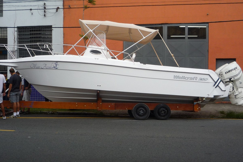 lancha wellcraft 275 sd + 225 hp optimax direto da fabrica