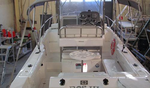 lancha wellcraft 275 sd - para 01 motor de popa