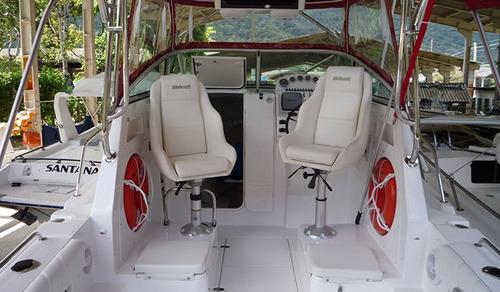 lancha wellcraft 275 wa - para 01 motor de popa