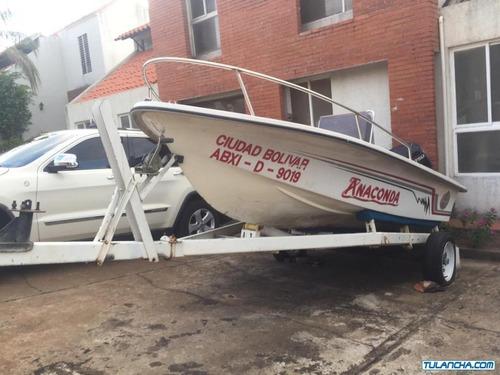 lancha y bote de pesca de 14 pies motor 50hp