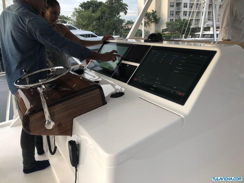 lancha yate pesca deportiva bertram 61 2019 nuevo