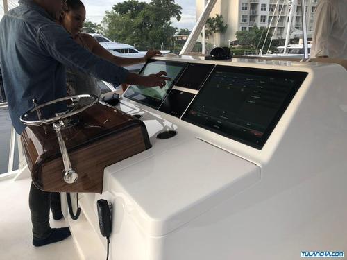 lancha yate pesca deportiva bertram 61 nuevo año 2022