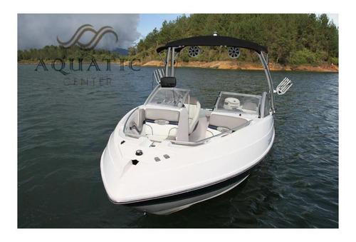 lancha yate ponton bote fibraforte 20 pies 2013