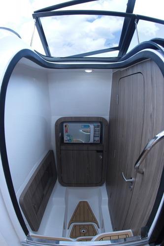 lancha/barco nxboats 280 extreme + motor mercruiser 250hp